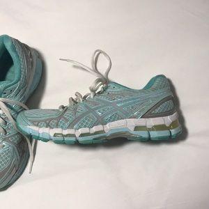 Asics Shoes - GEL ASICS Tiffany blue running shoes 2088e6c08c4a